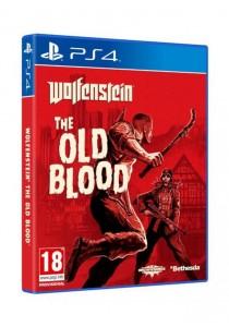 [PS4] Bethesda Wolfenstein: The Old Blood