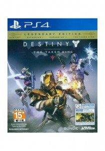 [PS4] Activision Destiny: The Taken King Legendary Edition (English) (R3)