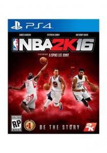 [PS4] 2K Sports NBA 2K16