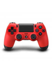 PS4 DualShock 4 Wireless Controller (Magma Red)