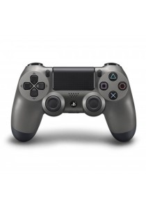 PS4 DualShock 4 Wireless Controller (Steel Black)