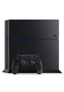 PS4 Sony PlayStation 4 Game Console (Jet Black) 1TB