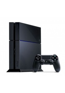 PS4 Sony PlayStation 4 Game Console (Jet Black) 500GB