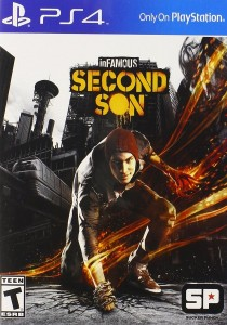 [PS4] Infamous: Second Son (R3)