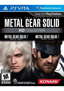 [PS Vita] Metal Gear Solid HD Collection