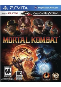[PS Vita] Mortal Kombat