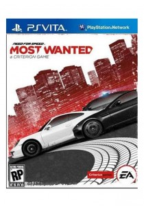 [PS Vita] EA Games Need for Speed Most Wanted