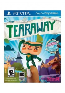 [PS Vita] Sony Computer Entertainment Tearaway