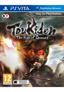 [PS Vita] PSV Toukiden The Age of Demons