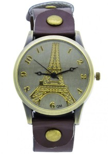 LadiesRoom Paris Casual Watch (Brown)