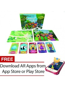 Magic QiQi Early Education 3D AR Book Set