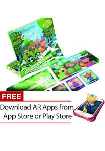 Magic Qiqi Malaysia : Augmented Reality Children Book