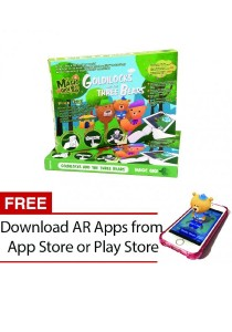 Magic Qiqi Learn with Smart Phone + 3D Book