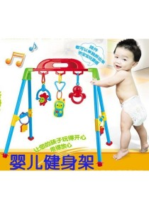 Infant Toys Fitness Frame Educational