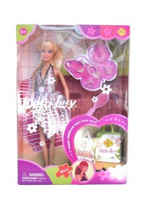 Defa Lucy Barbie Doll Play Set