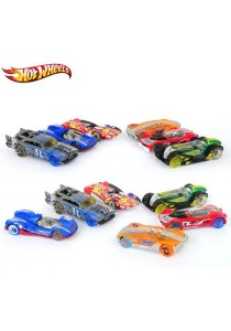 Hot Wheels Track Stars Collectible Car Model 8 Pcs Set