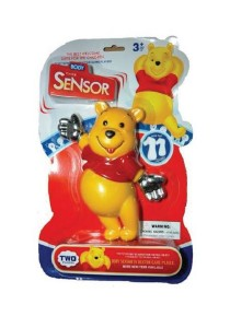 Body Sensor Interactive In Ductor Game Player Education Toy Music Winnie The Pooh