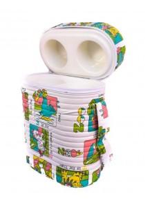 Baby Feeding Bottle Warmers Mummy Tote Bag Hang Stroller - Twin