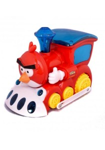 Cartoon Train - Angry Bird Kids Early Learning Train