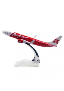 Air Asia Plane Model Boeing 737 16cm