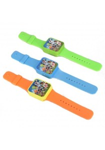 Apple Kids Musical Watch Template by Francesco Scalambrino - Blue