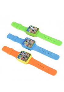 Apple Kids Musical Watch Template by Francesco Scalambrino - Orange