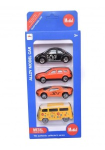 Alloy Model Cars Collection Metal and Plastic Part
