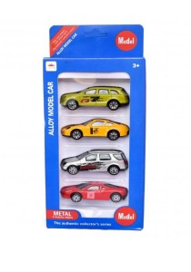 Alloy Model Cars Collection Metal and Plastic Part - Type 2