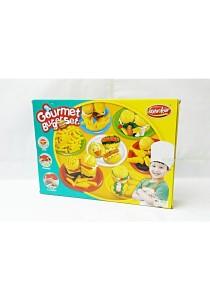 Keylucker - Gourmet Burger Dough Set