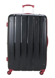 "Royal McQueen QTH6907 4 WheelsSpinnner 20"" Hard Case Luggage (Black)"