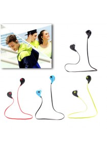 Jogger Mini Wireless Stereo Sweatproof Sports Bluetooth Headset Earphone with Mic