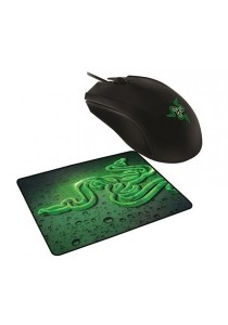Razer Abyssus 1800 Gaming Mouse + Goliathus Speed Mouse Pad