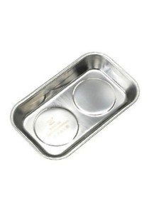 Rewin Stainless Steel Magnetic Square Tray RCL001