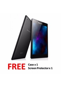 Lenovo Tab 2 A7-30/A7-30HC 16GB/1GB (Black) + FREE Case + Screen Protector