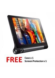 Lenovo Yoga Tab 3 8/YT-850M 16GB/1GB (Slate Black) + FREE Case + Screen Protector