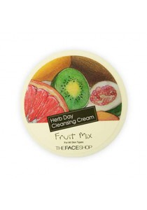 The Face Shop Herb Day Cleansing Cream Fruits Mix