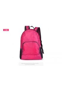 Foldable Waterproof Travel Bag - PINK