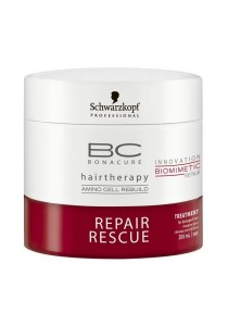 Schwarzkopf BC Repair Rescue Treatment - For Damaged Hair (200ml)