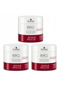Schwarzkopf BC Repair Rescue Treatment - For Damaged Hair 200ml (Triple)