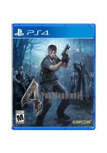 (Pre-Order) [PS4] Resident Evil 4 (ETM: 30 August 2016)