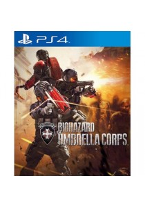 (Pre-Order) [PS4] Resident Evil Umbrella Corps (Expected Arrival Date: 30 June 2016)