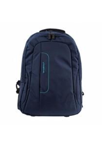 Ragdoll Trolley Backpack (Dark Blue)