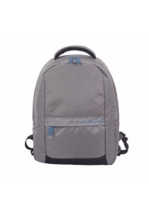 Roncato 15.6 Runaway Basic Laptop Backpack (Silver)