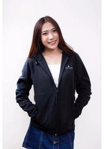 Cosas United Fleece Jacket Unisex (Black)