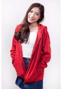 Cosas United Fleece Jacket Unisex (Red)