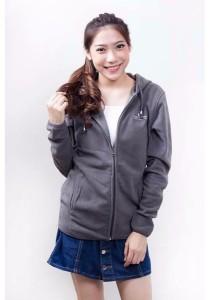 Cosas United Fleece Jacket Unisex (Grey)