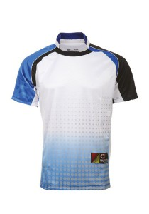 Dye Sublimation Jersey RGB 05 (NZ Warriors)