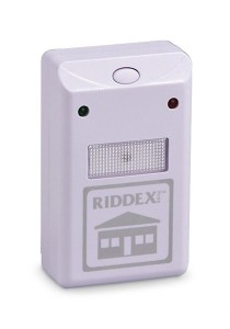 2 Units Riddex Plus Digital Pest Repeller