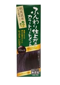 Rishiri Kelp Hair Color Treatment in Black (200g)