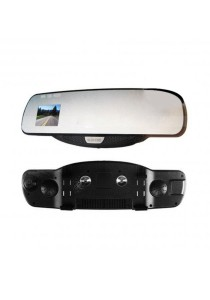 Ritek Rearview Mirror + Driving Recorder Full HD 1080